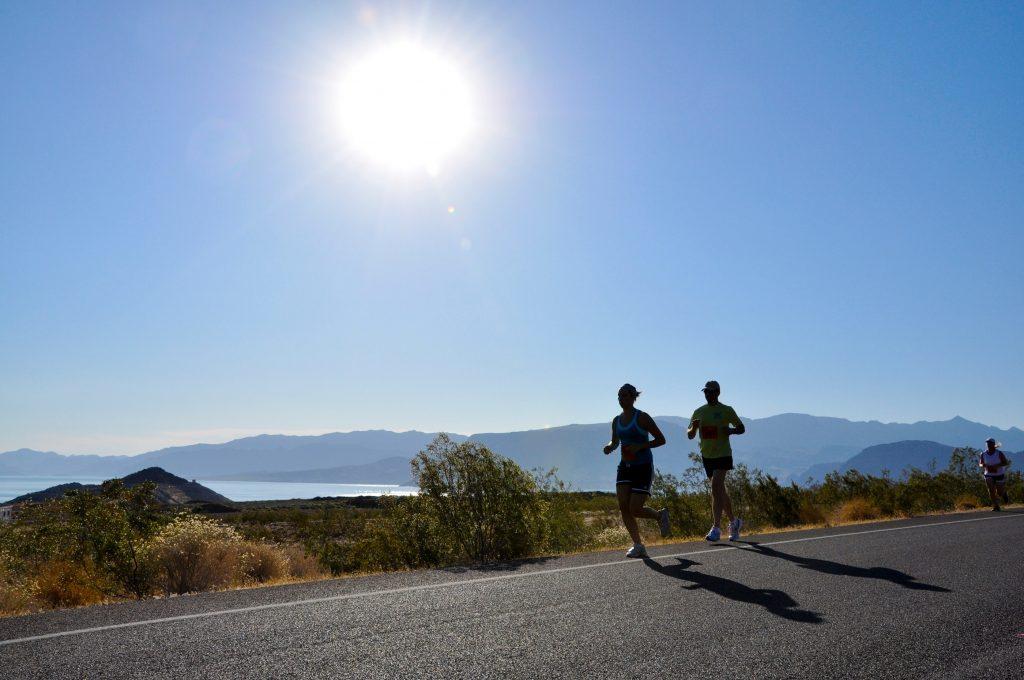Laufen gehen - frische Luft & Sonne